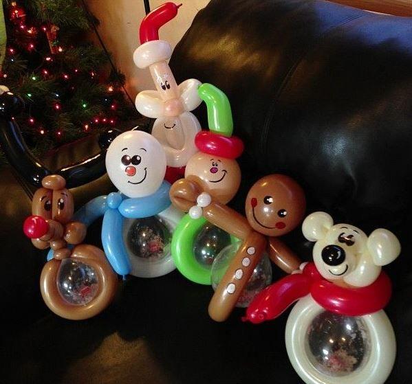 Como hacer adornos navide os con bombas buscar con - Como realizar adornos navidenos ...