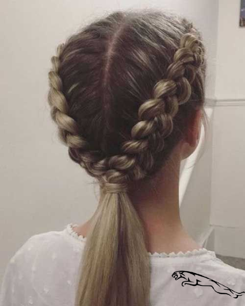 Latest Braided Long Hairstyles for Women – #Women #Hairstyles # for #Braided #Lange – Hairstyle Women #frisurenflechten