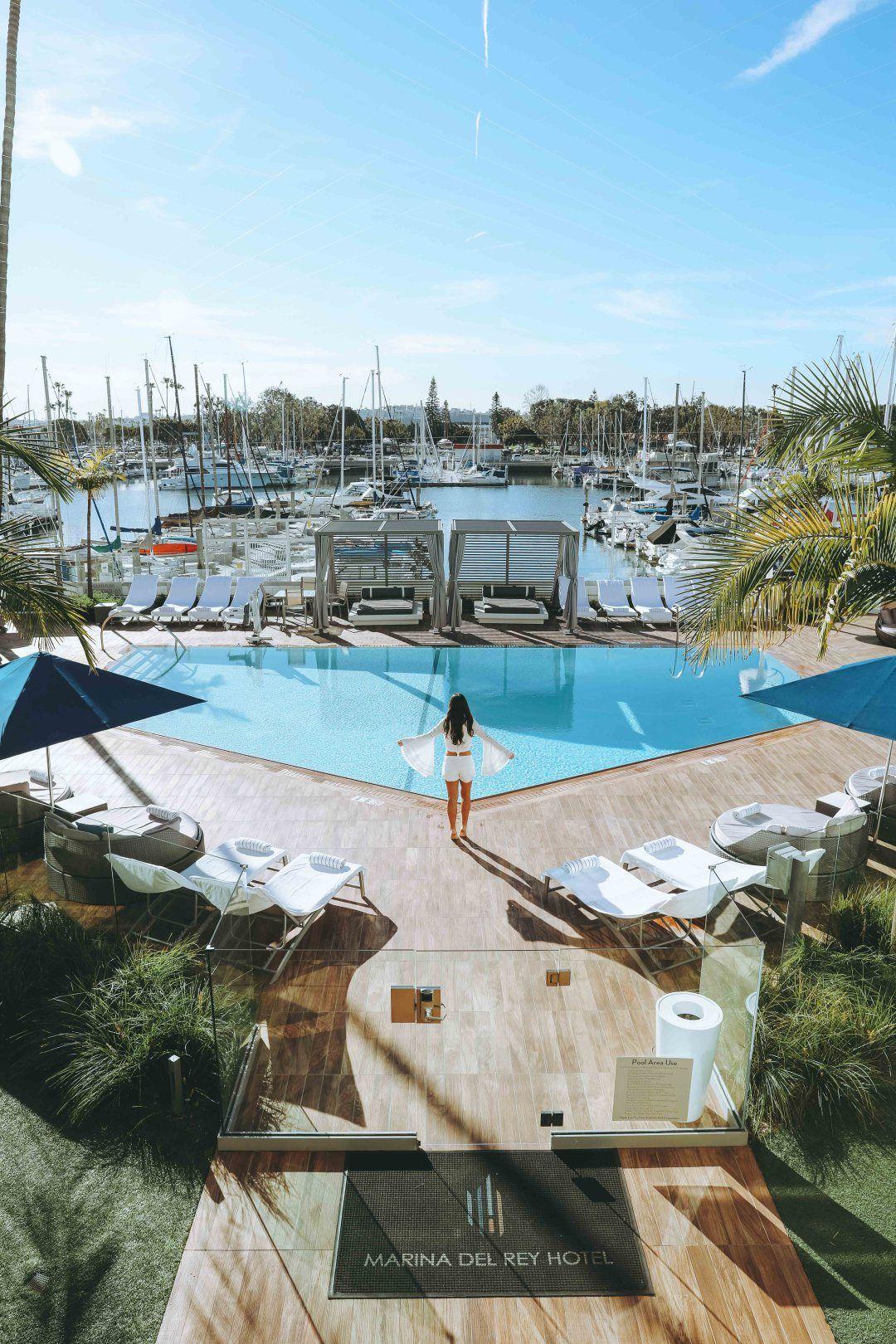 The Highlights Of La A 2 Day Itinerary Go Usa Marina Del Rey