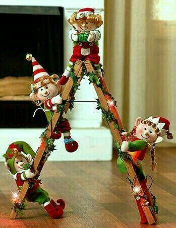 Pin by Epy Co on navidad Pinterest Pasta flexible, Elves and Navidad