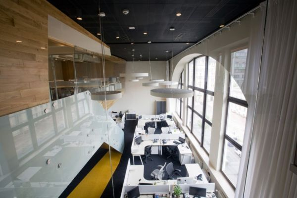 Original Office Design By Za Bor Architects Gallery