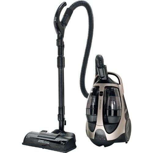 Sale Samsung Bagless Canister Vacuum Champagne With Images Canister Vacuum Vacuums Vacuum Cleaner Brands