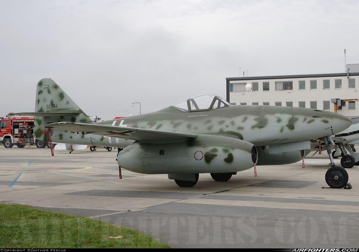 Messerschmidt ME 262A/B-1c