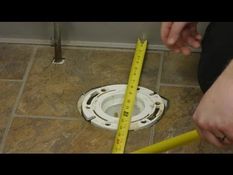 Distance From The Toilet To The Wall Framing Toilet Repairs Bathroom Repair Toilet Installation Toilet Repair