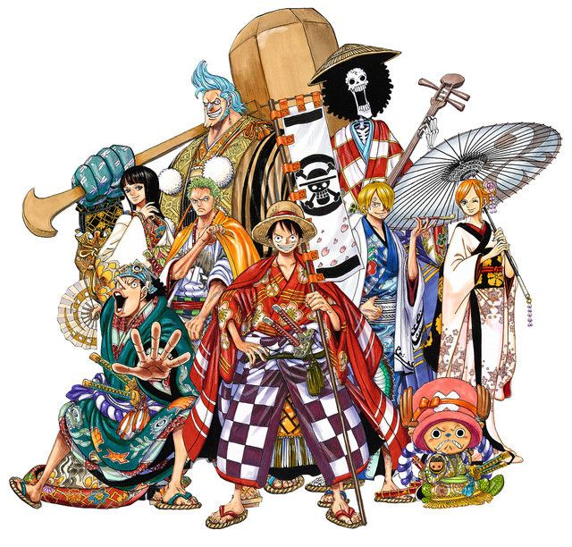 "Dates & Performances Announced for ""One Piece"" Kabuki in"