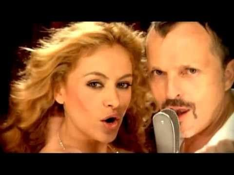 Miguel Bose Nena Feat Paulina Rubio Official Music Video Miguel Bose Youtube Videos Music Paulina Rubio