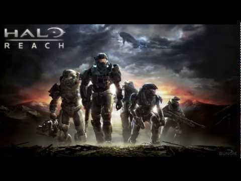 Halo Reach Full Soundtrack 1080p Hd Halo Reach Best Gaming
