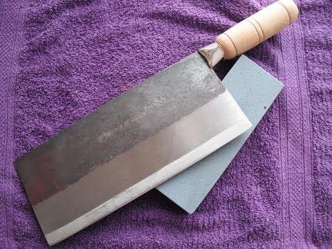 중국 요리사들의 칼솜씨(Chinese chef's knife skills) - YouTube