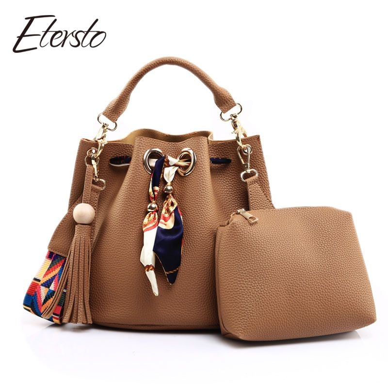 2017 New Bolsa Feminina Brand Tassel Women Bag Handbag Small ...