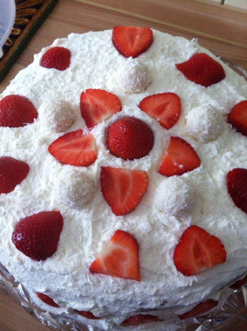 Raffaelo Cake^_^