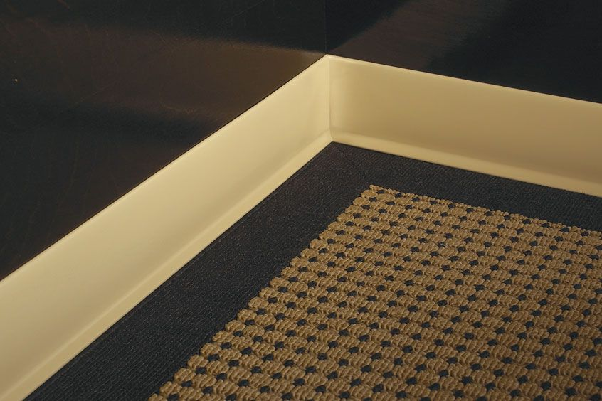 Vinyl Wall Base Molding - Floor City | Wall Base | Baseboard