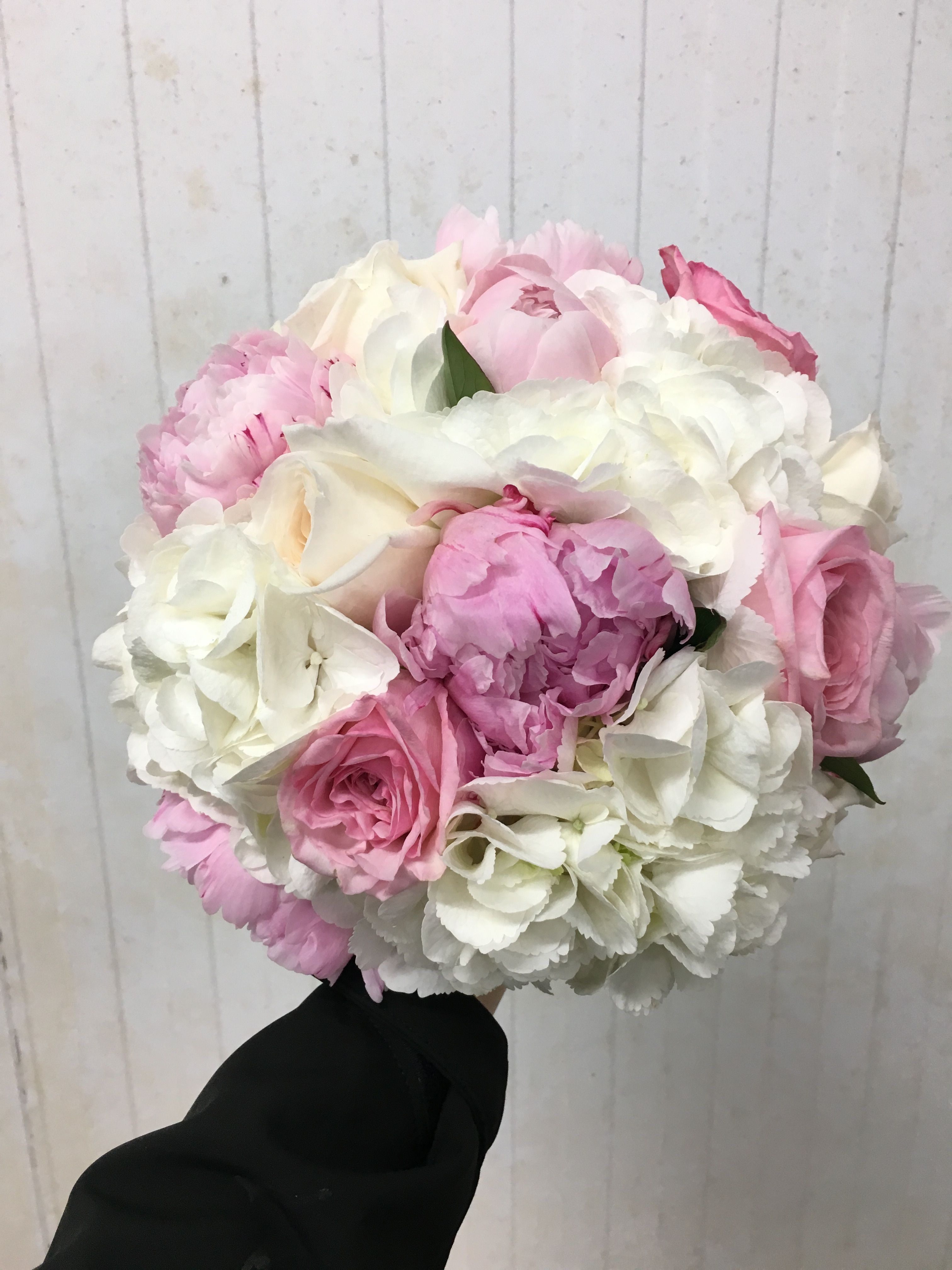 Bridal Bouquet   Flowers supplied and created by Triangle Nursery ...