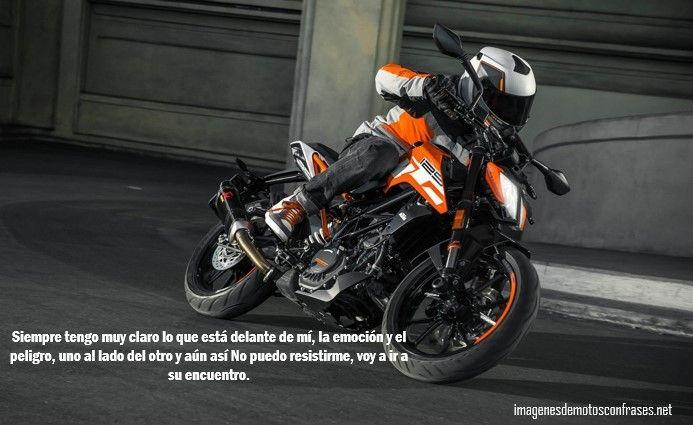 Frases De Motociclistas Enamorados Motos Imágenes De