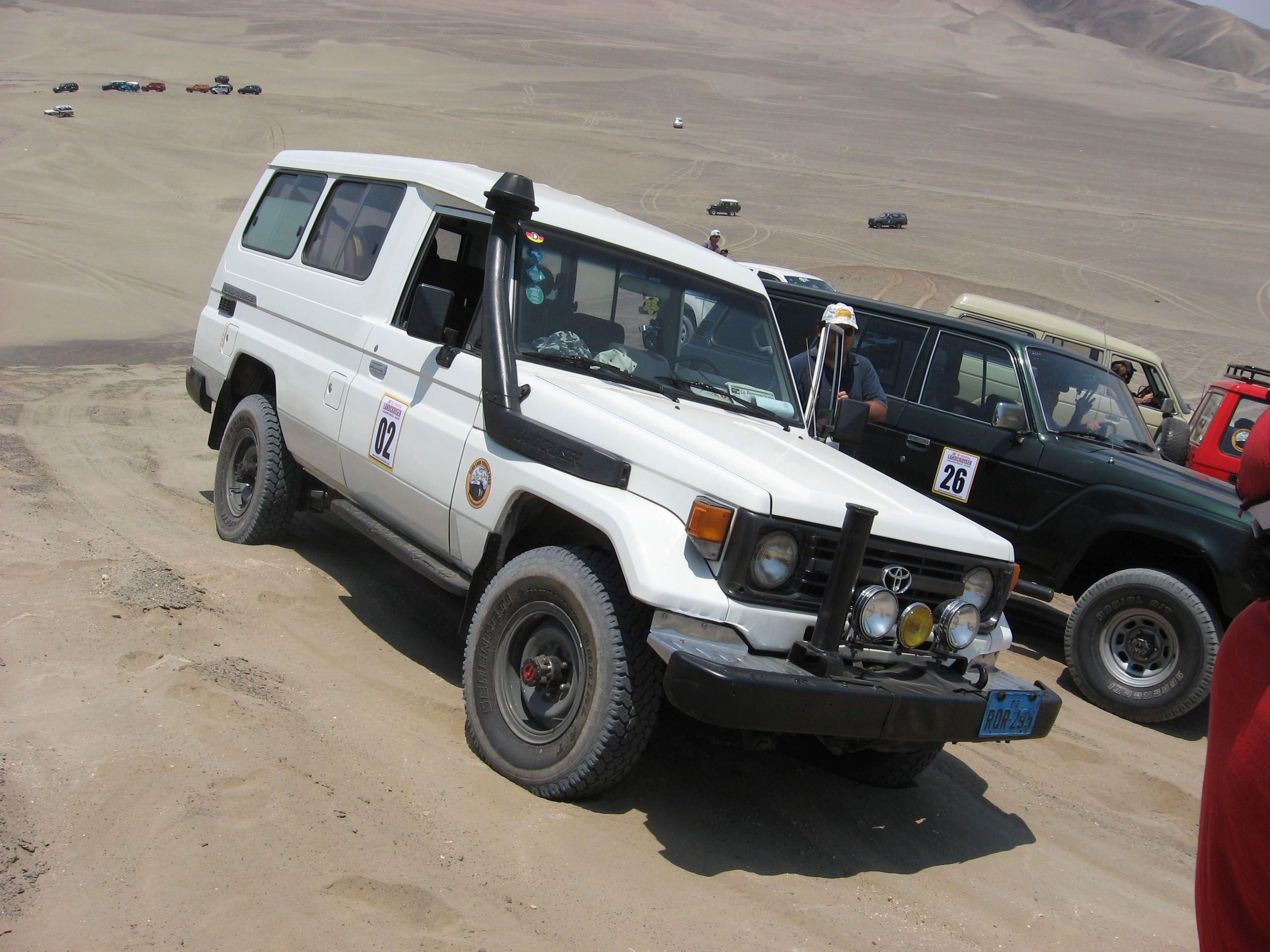 Good Toyota Land Cruiser   Wikipedia
