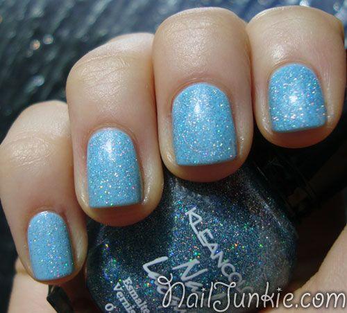 blue..blueish