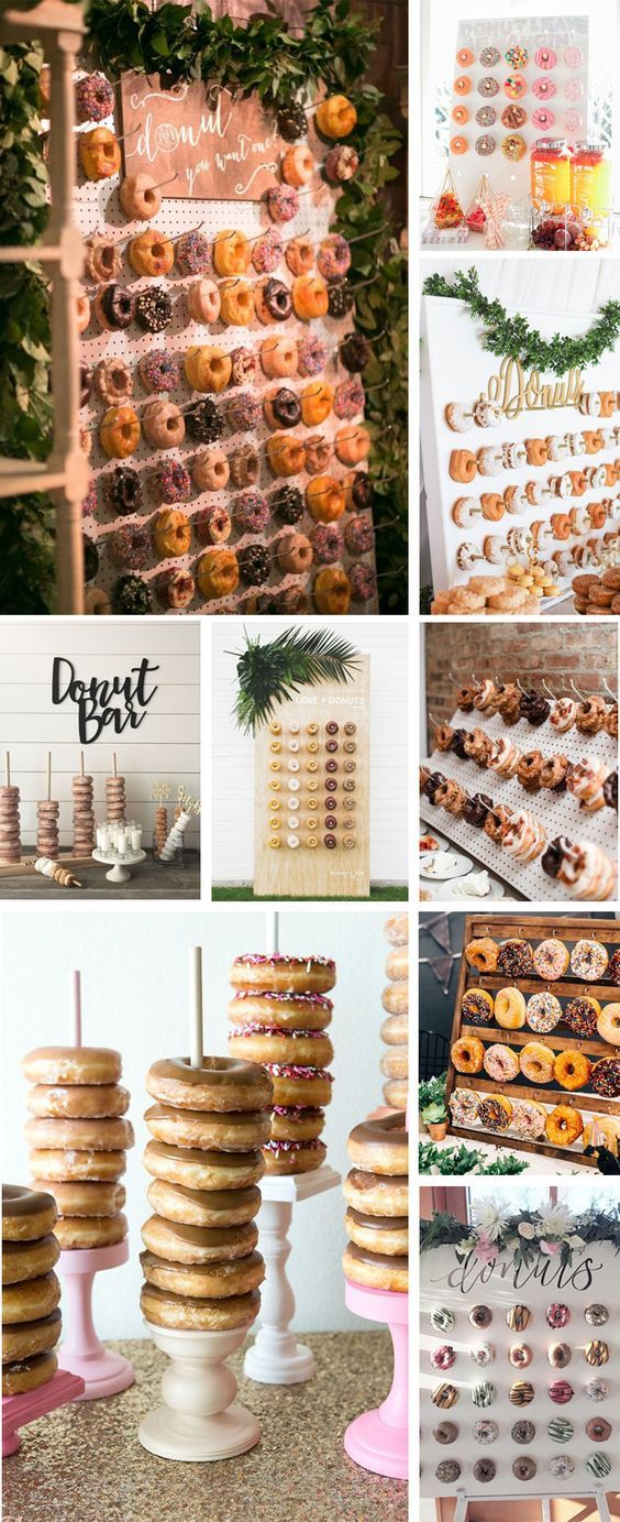 Wedding Catering Trends: Top 8 Wedding Dessert Bar Ideas