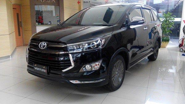 Harga New Innova Venturer 2018 Toyota Yaris Trd Sportivo 2017 Pinterest