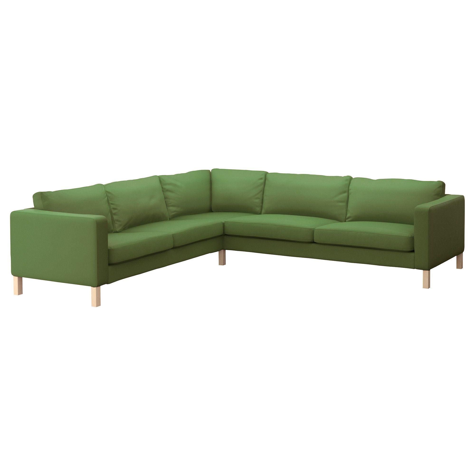 Ikea Us Furniture And Home Furnishings Living Room Furniture Sofas Green Corner Sofas Corner Sofa