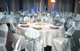 Chair Covers Wedding Hull Where To Reupholster Dining Room Chairs Sliver Sash Winter Wonderland Pinterest