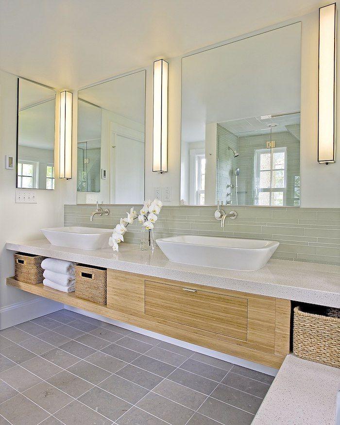 ▷ 1001 + modèles pharamineux de la salle de bain moderne Bathroom