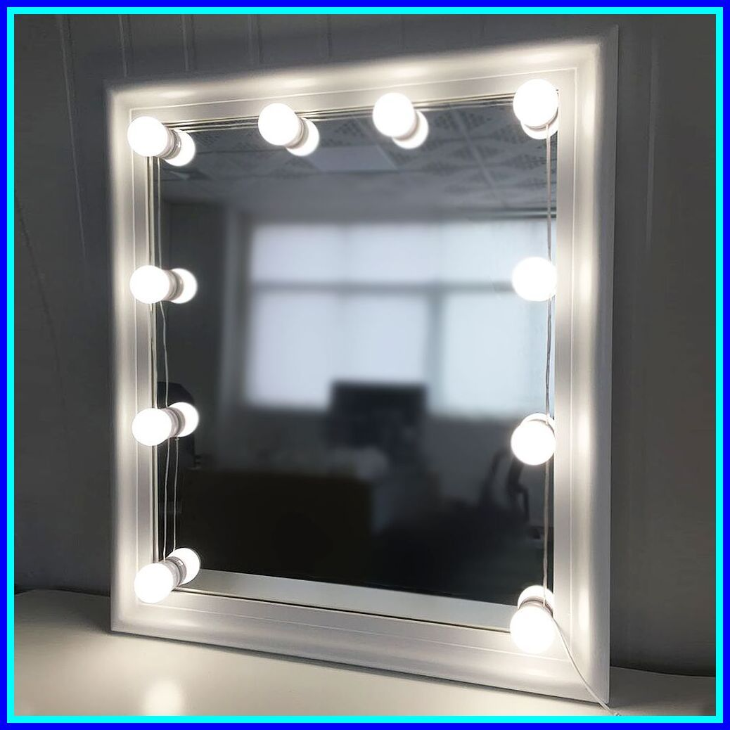 117 Reference Of Vanity Mirror With Lights Pink In 2020 Mirror With Lights Makeup Mirror With Lights Hollywood Makeup Mirror