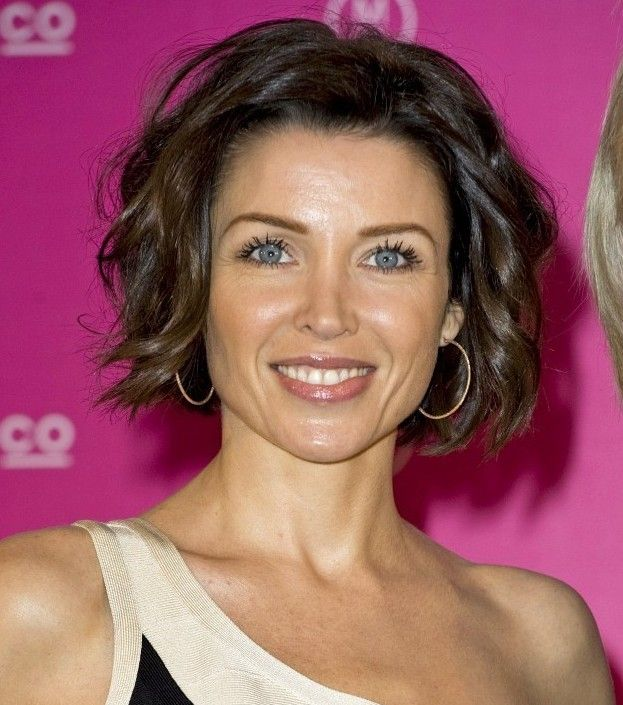 Prime 1000 Images About Short Wavy Bob Hairstyles 2015 On Pinterest Hairstyles For Women Draintrainus