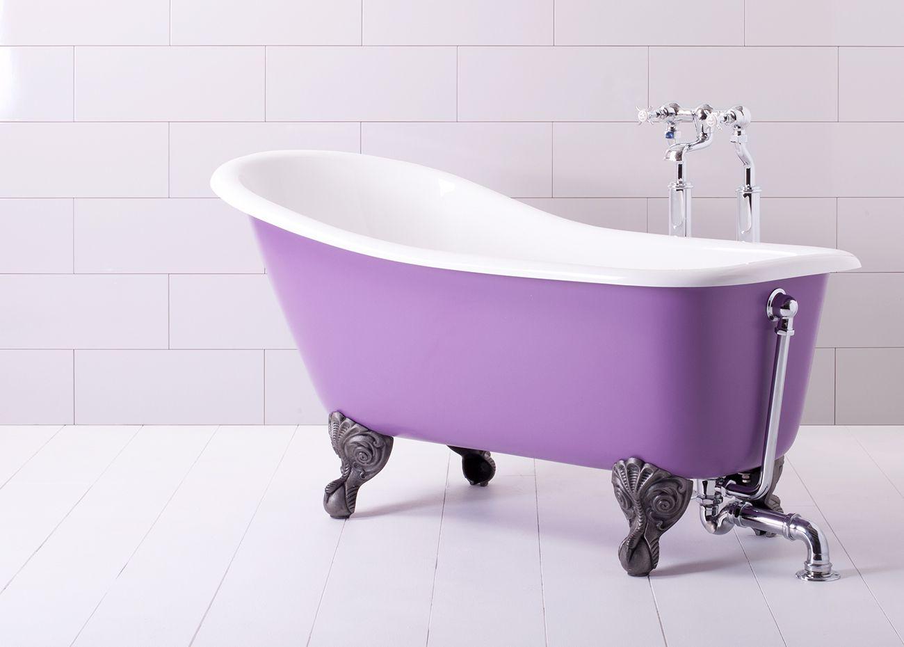 Neptune het klassieke en tijdloze slipper bad op pootjes