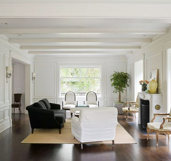Search Results living room wall with decorative molding