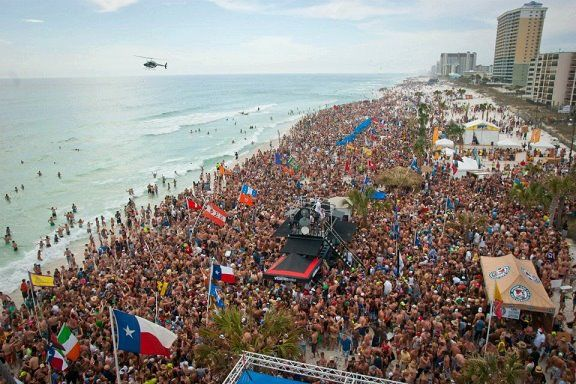Summit Pcb Spring Break Travel Guide