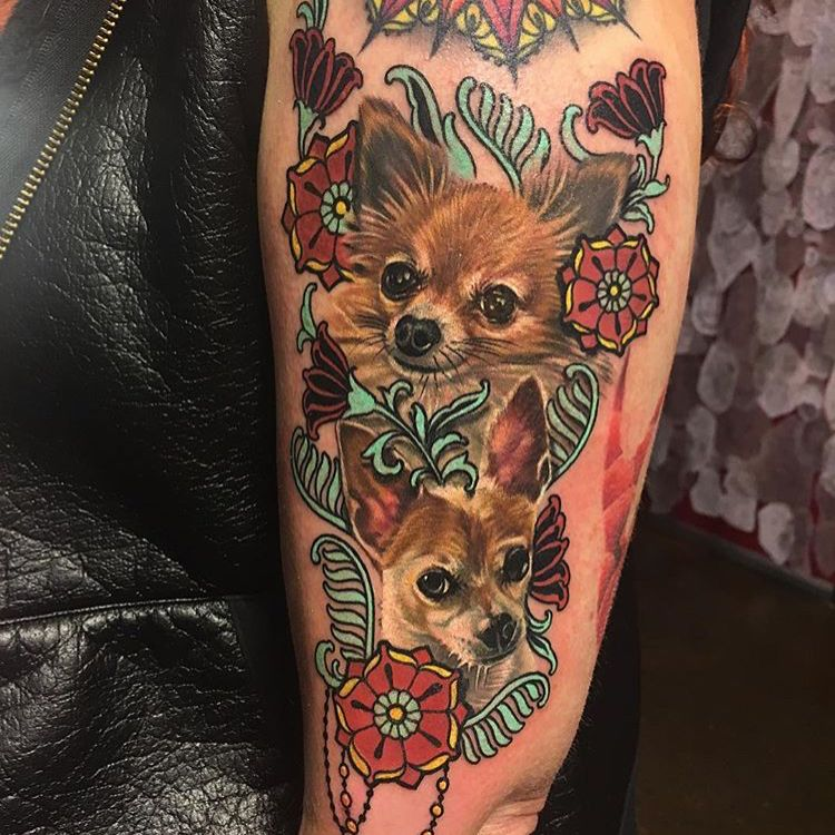 megan massacre tattoo care