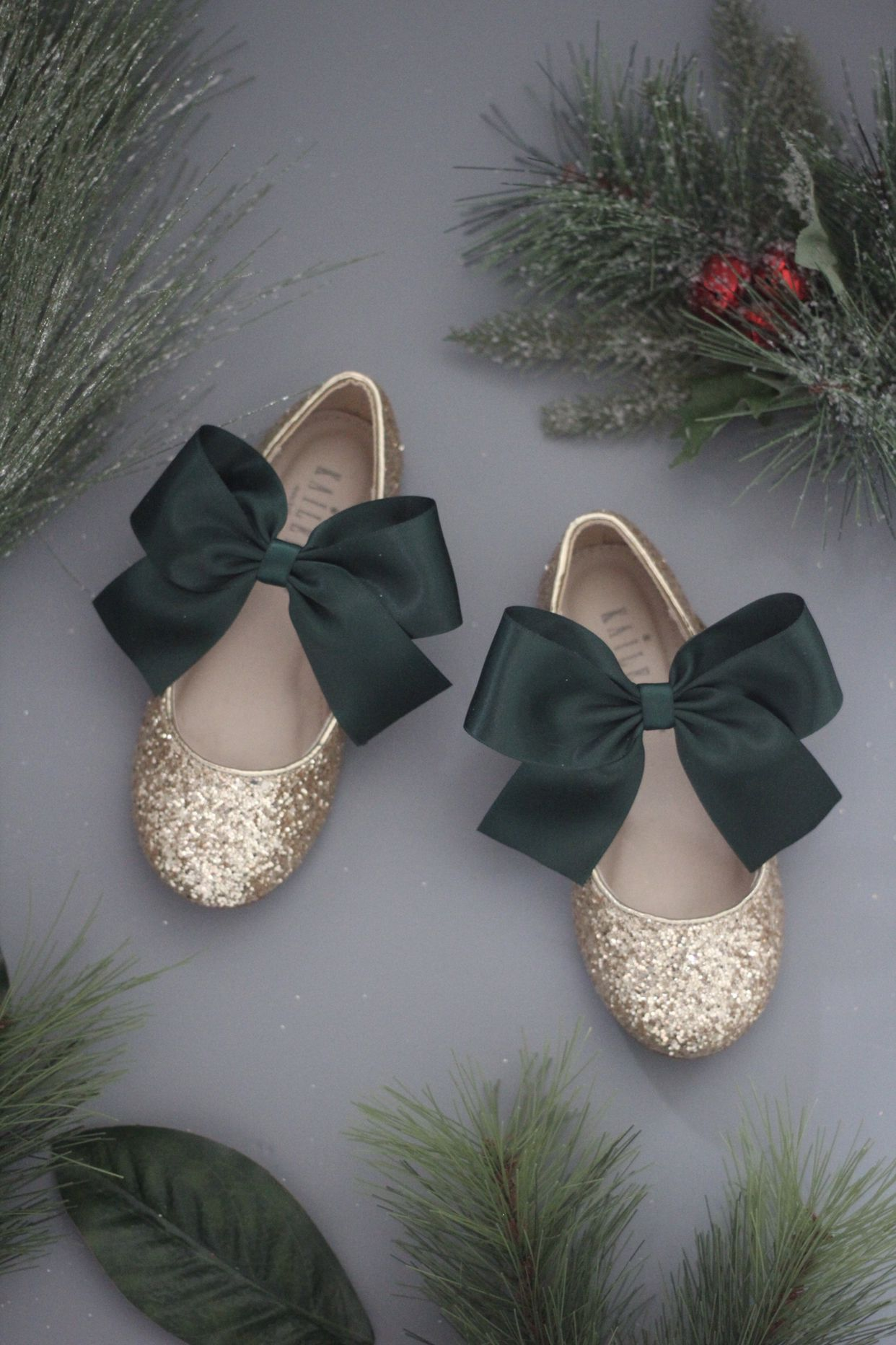d60a3ee765f9 Rock glitter shoes with satin bow in any color to match your wedding. Perfect  shoes