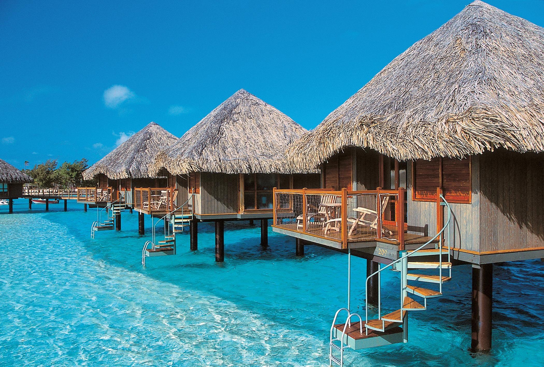 Le Meriden Bora Bora Premium Overwater Bungalow Dream