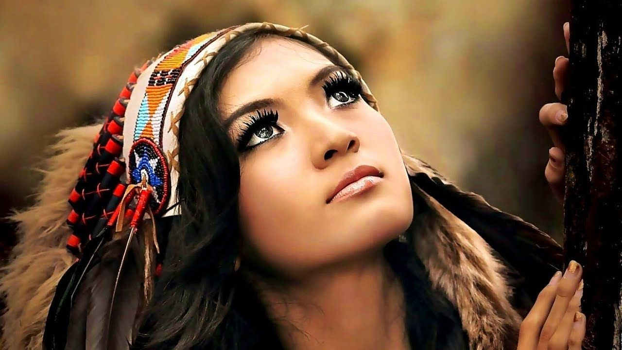 Beautiful Relaxing Music: Native American Flutes, Spiritual