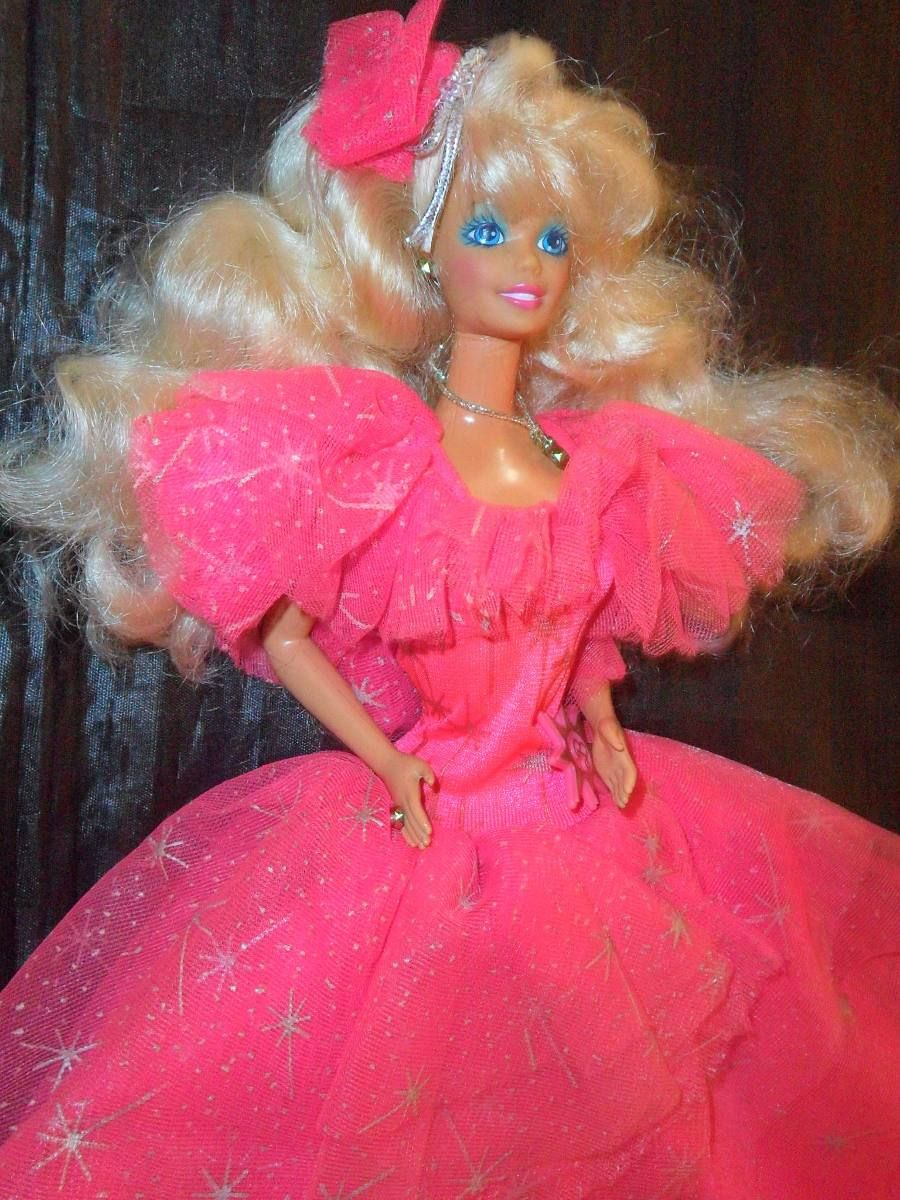 Barbie Happy Holidays 1991 (edición Especial) Rotoplast -