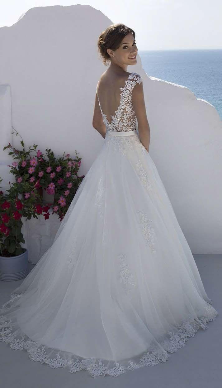 Mark Lesley 7191 - Mia Sposa Bridal Boutique Mark Lesley 7191 A Line ...