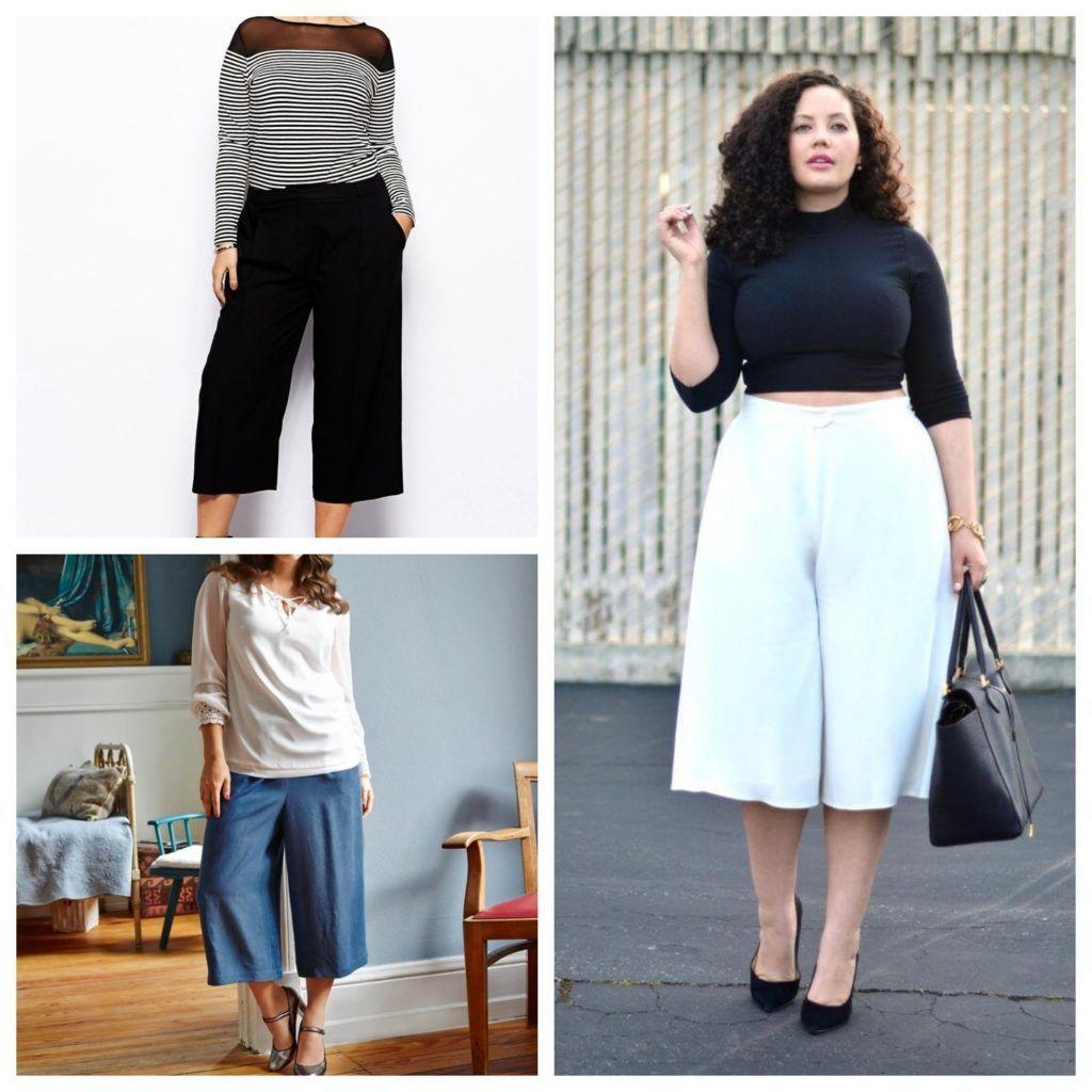 Стильная уличная мода для полных и крупных девушек и ...