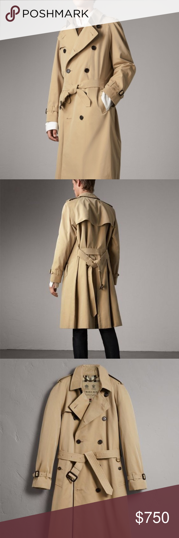 d4e6134bca8 Burberry Coat Burberrys trench coat . In excellent conditions with minimal  signs of use. Price is Firm Burberry Jackets   Coats Trench Coats