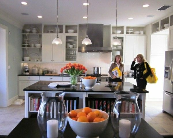 Moderne Küchenmöbel moderne küchenmöbel oberregale einrichtungsideen