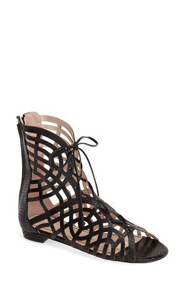Women's Klub Nico 'Jocelyn' Cutout Gladiator Sandal