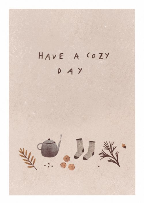 How to create a cozy and inspiring living atmosphere | Fall wallpaper, Hand lettering cards, Art