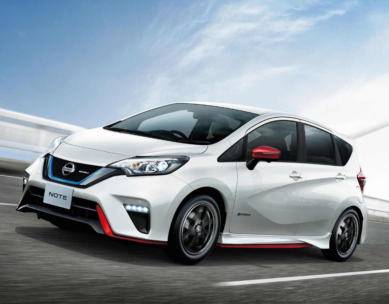 Nissan Note E Power Nismo Hits Japan Retails From 21 330 Carscoops Nissan Note Hybrid Car Nissan