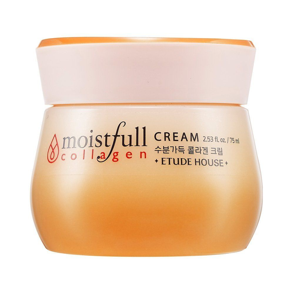 Just 7 Effective K Beauty Moisturizers With Amazing Word Of Mouth In 2020 Etude House Moistfull Collagen Moistfull Collagen Collagen Face Cream
