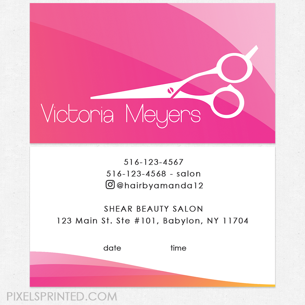 Vintage hair salon cards unique hairstylist business cards salon vintage hair salon cards unique hairstylist business cards salon business cards modern hairstylist reheart Choice Image