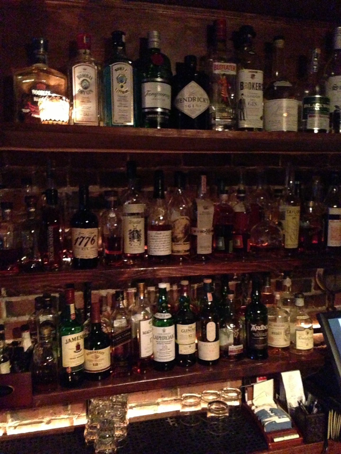 Bathtub Gin U0026 Co. In Seattle, WA. Not Everyone Realizes Thereu0027s An Entire  Downstairs Area In This Super Dark, Romantic Belltown Alley Speakeasy.