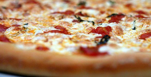 Pizza Margherita   Pizza\'s   Pinterest