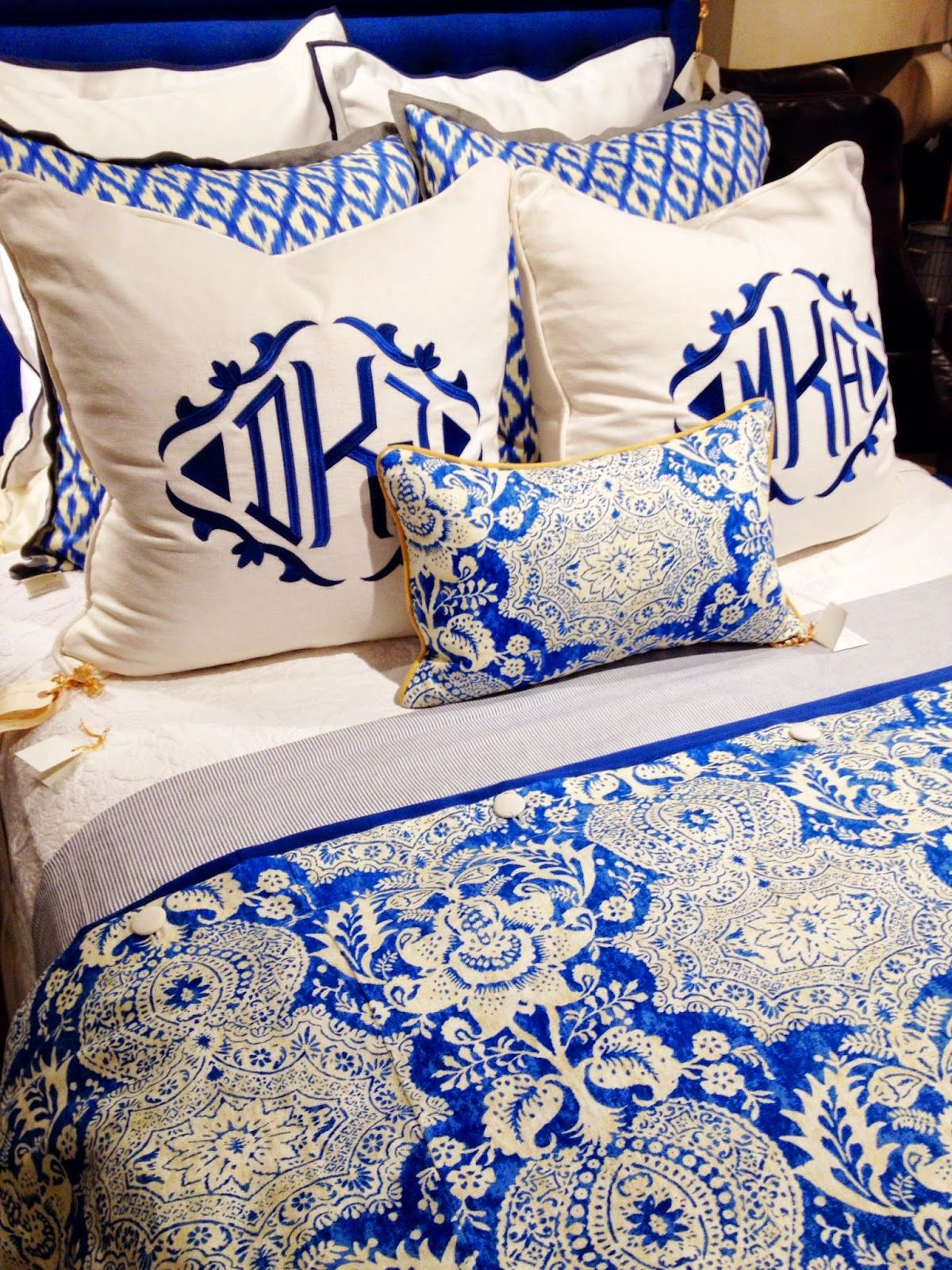 chinoiserie bedding  chinoiserie  pinterest  carolinablues  - chinoiserie bedding