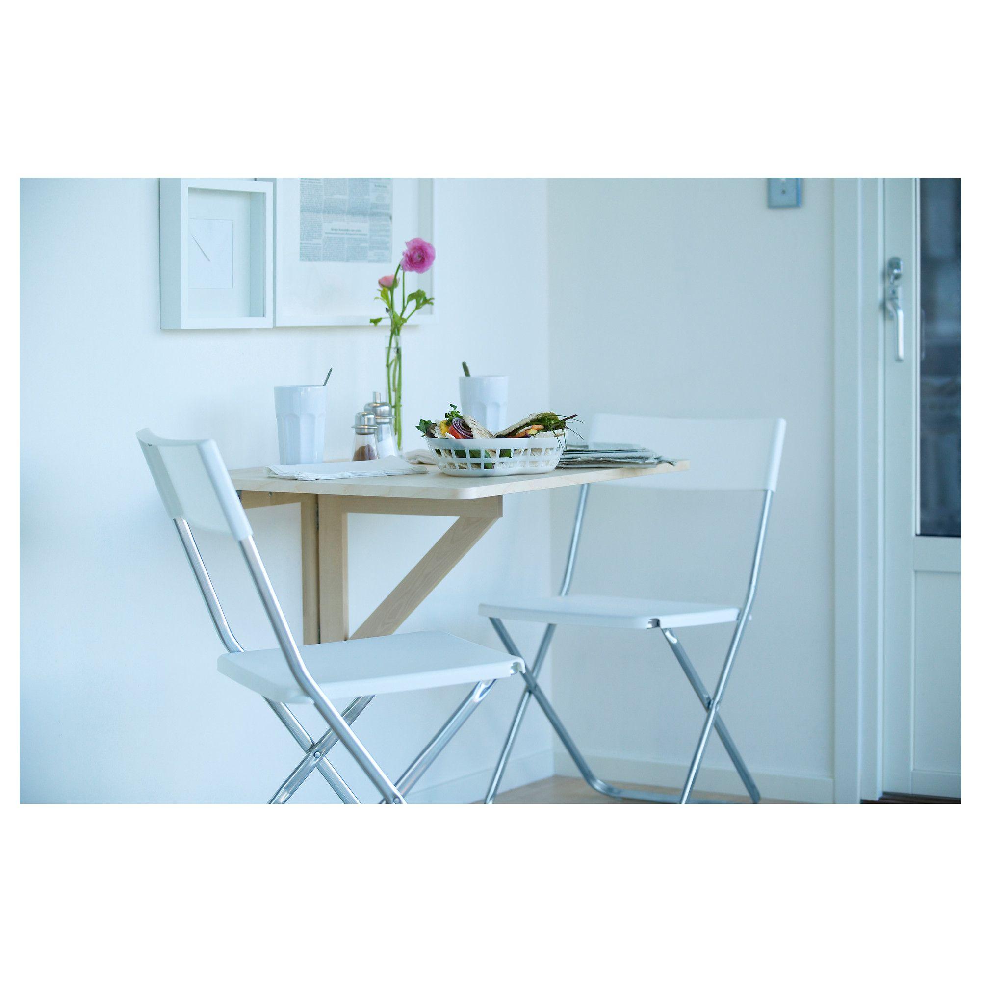 NORBO επιτοίχιο πτυσσόμενο τραπέζι - IKEA | industrial interior ...