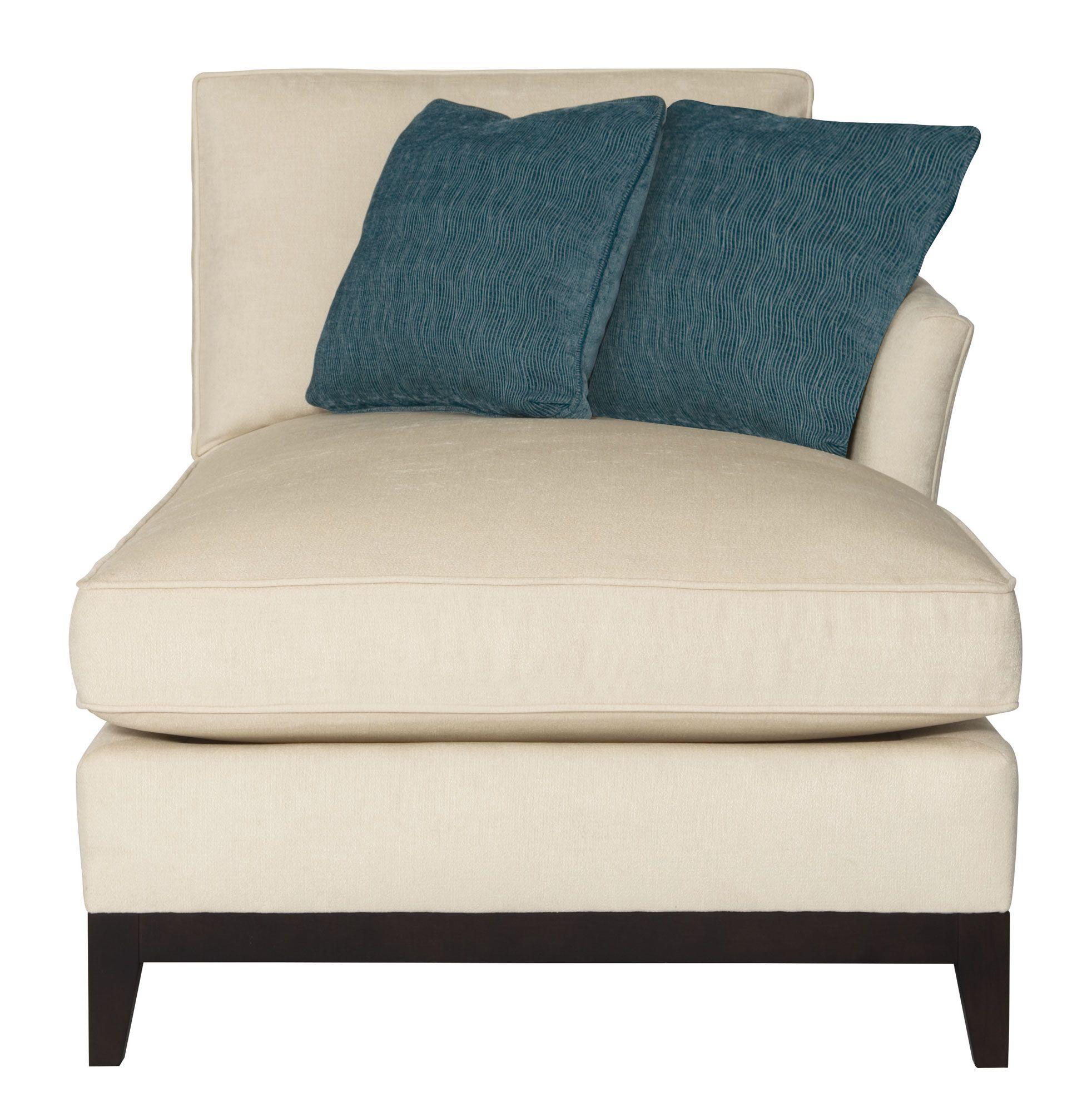 Right Arm Chaise | Bernhardt