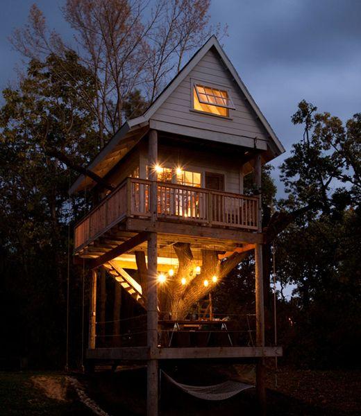 campsite | camp treehouse