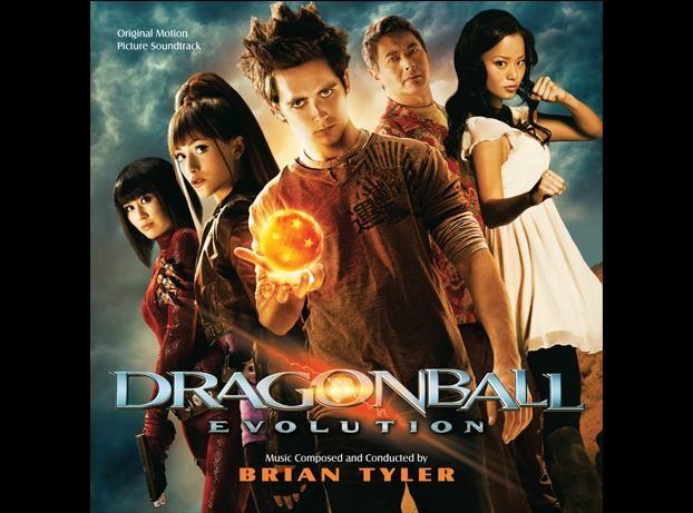 Resultado De Imagem Para Capa Do Filme Dragonball Evolution
